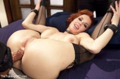 Veronica Avluv - The Training of a Nympho Anal MILF, Final Day (Thumb 10)
