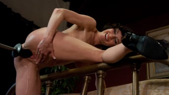 Veronica Avluv in 'part 2 of 5 The MILF squirts and squirts'