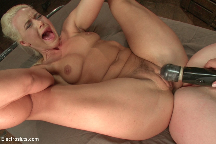 Kink 'All Star Live Electro Orgasm Competition!' starring Veruca James (photo 8)