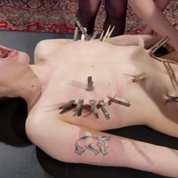 Veruca James in 'Kink' Beat, Fisted, and Fucked!: Lilith Luxe submits to Veruca James (Thumbnail 16)