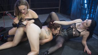 Veruca James in 'Bella Rossi Submits to Veruca James and Mona Wales!'