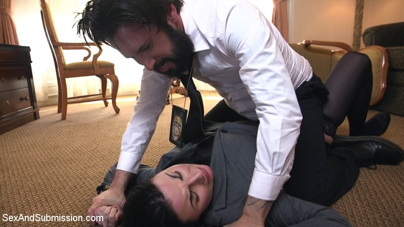 Kink 'Rogue FBI' starring Veruca James (Photo 4)