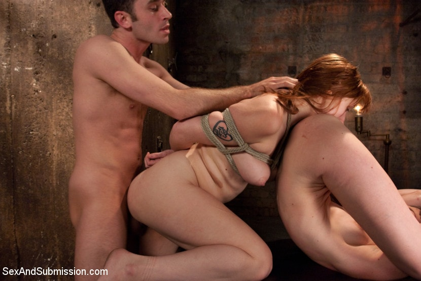 Kink 'Behaved and Determined' starring Violet Monroe (Photo 13)