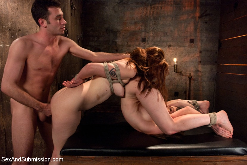 Kink 'Behaved and Determined' starring Violet Monroe (Photo 18)