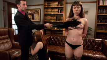 Violet Monroe in 'Behaved and Determined'