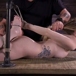 Violet October in 'Kink' Sassy Pain Slut Gets Tormented in Bondage (Thumbnail 9)