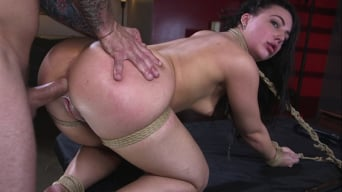 Whitney Wright in 'Anal Heist'