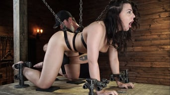Whitney Wright in 'Whitney Wright: Sexy Slut Begs to Suffer in Grueling Bondage'