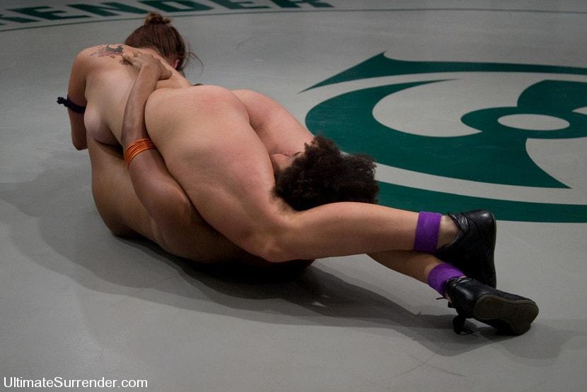 Kink 'Bella The Annihilator Rossi (2-0) vs Yana The Wildcat Jordan (1-0)' starring Yana Jordan (Photo 3)
